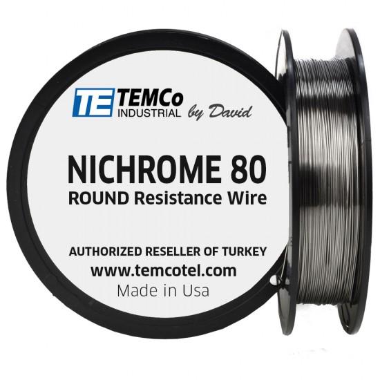 Temco Nichrome 80 36 Ga Tel