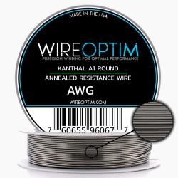 Wireoptim Kanthal A1 22 Ga Tel