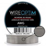 Wireoptim Nichrome 80 31 Ga Tel