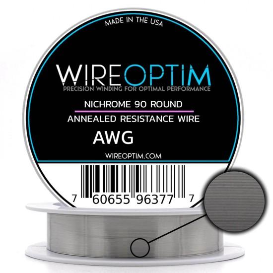Wireoptim Nichrome 90 36 Ga Tel